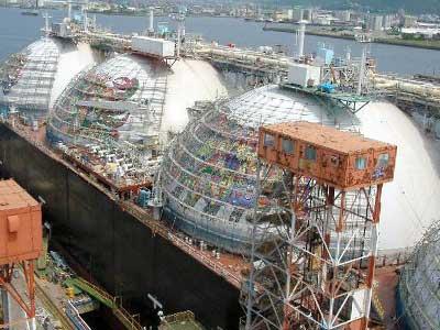 液化天然ガス、LNG